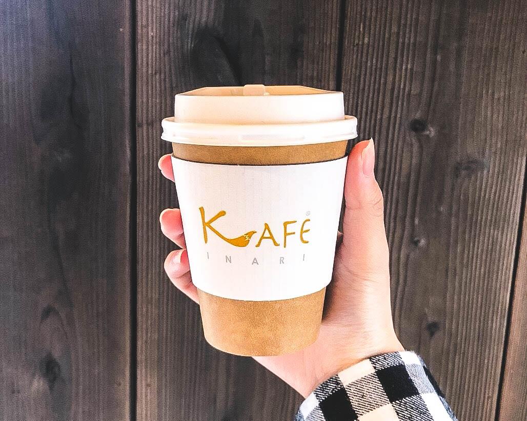 稲荷のはんなり / 稲荷のなごみ コーヒー